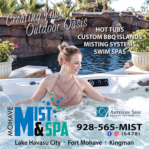 Mohave Mist and Spa