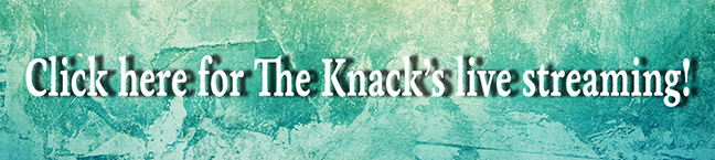 The Knack is Streaming!  Listen here.