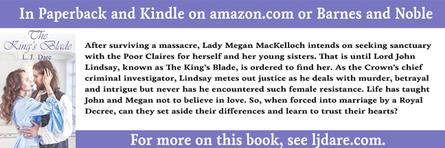 The King's Blade - L.J. Dare